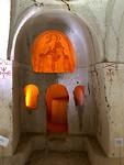 Kerk in de grot