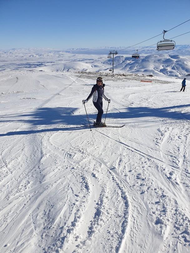 Skigebied Erciyes