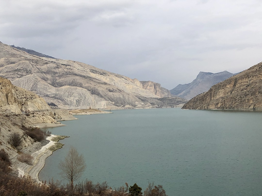 Onderweg van Erzurum naar Hopa
