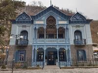 Blauwe paleis Firuza