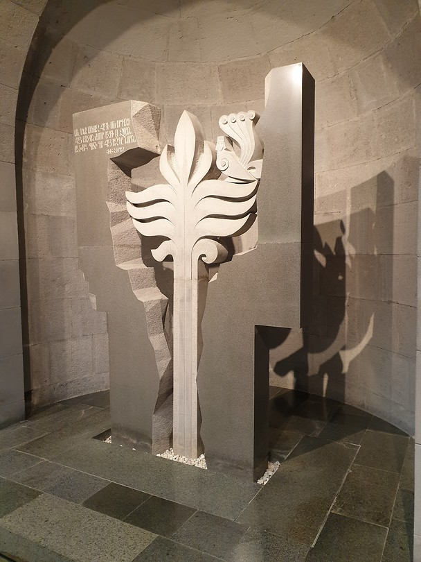 Matenadaram museum over de genocide