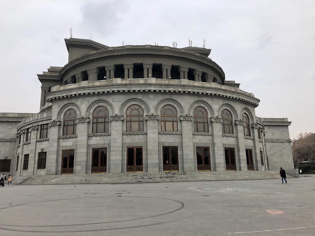 Opera gebouw