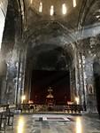 Binnenin het klooster