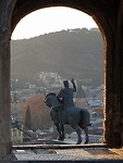 Koning David IV regeerde van 1248-1293