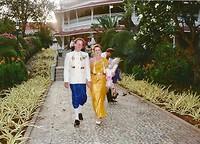 Trouwfoto 28 jaar geleden in Thailand