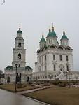 Het Kremlin van Astrakhan