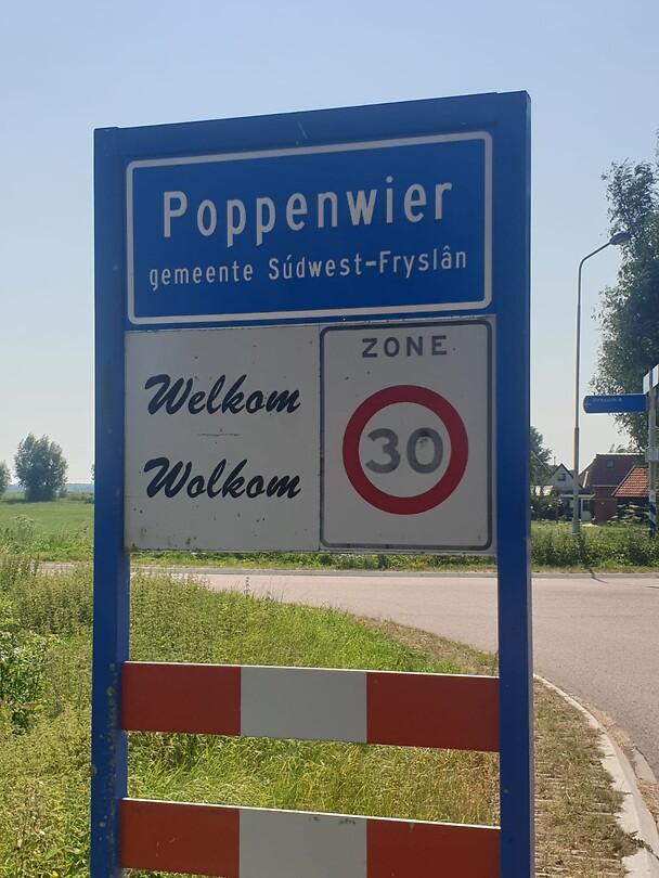 Bijzondere namen hier in Friesland