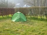 Tentje in Esneux.