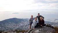 De Tafelberg met de huisgenootjes