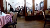 Hongaarse dans paartjes