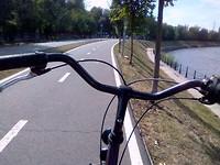 Mooie fietsroute door Cluj
