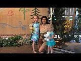 Pocahontas meet and greet Animal Kingdom