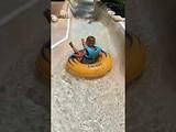 Young sliders @Disney's Typhoon lagoon