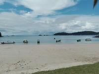 Isla Coiba strand