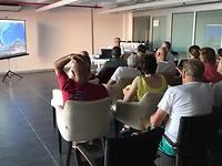 Briefing in Pendik Marina