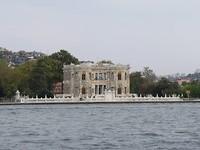 Landhuis aan de Bosporus.