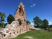 Tussenstop in Viljandi