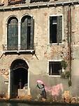 Banksy in Venetië