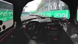 Self-driving race car Robo race