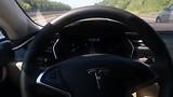 Autopilot op het dashboard
