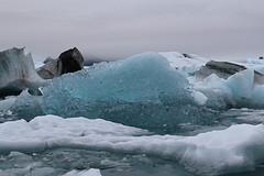 Jökullsarlon ijsbergenmeer