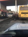 Diesel is voor vrachtwagens
