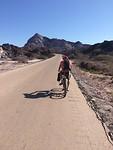 Rondje fietsen op Hormuz