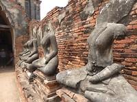 Wat Chai Wattanaran, Ayuthaya