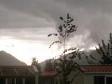 Na een mooie dag, kwam er toch hevige onweer