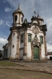 Igreja São Francisco de Assis - Ouro Preto
