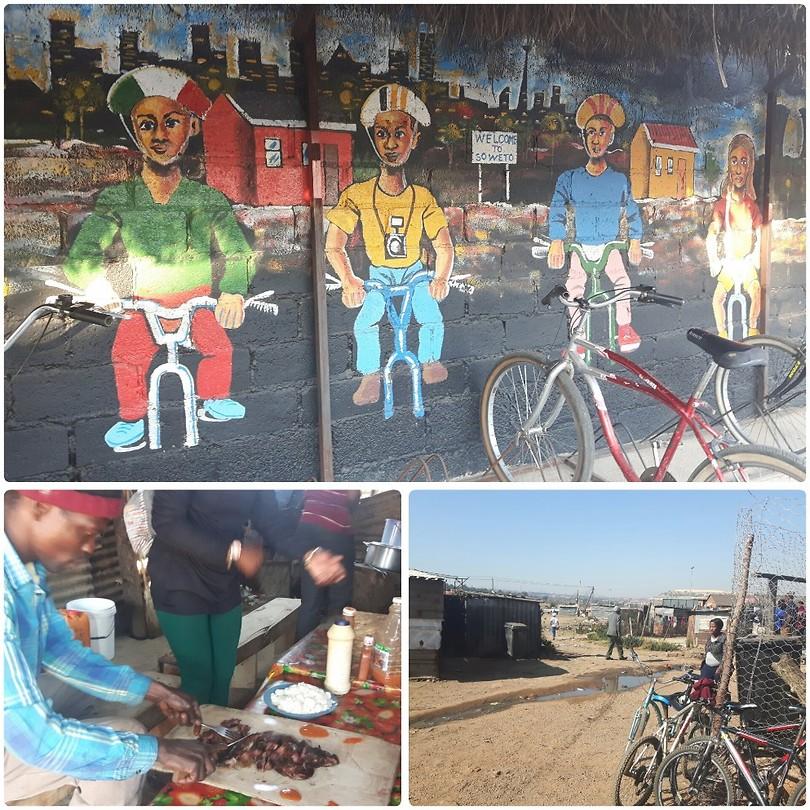 Fietstour Soweto