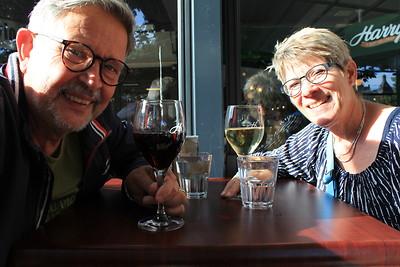 Fred Smith en Evelien Smith