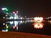 Gezicht op Ninh Binh