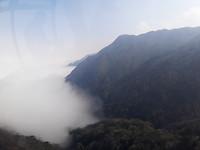 Boven de wolken op weg naar Fansipan