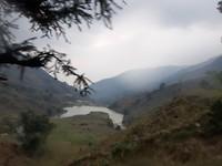 De bergen bij Sa Pa