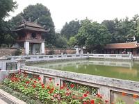 De Temple of Literature