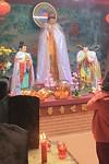 Prachtige tempelbeelden