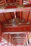 Overkapping in de Citadel van Hue
