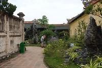 Het citadelcomplex in Hue