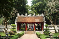 In de Temple of Literature