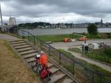 Brug bij Nijmegen