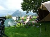 Boerenkamping in Bludenz