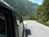 Onderweg naar Landeck