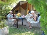 Peloton leest de krant, een echte rustdag