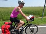 Maisland waar je tussendoor fietst
