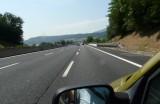 De A1 naar Rome, zo moest alles zijn.