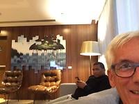 Samen in de lounge