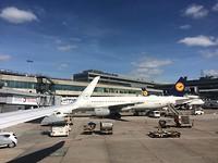 Op Lufthafen Frankfurt