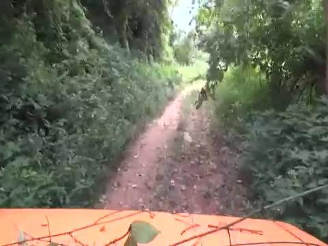 Jungle route Togo part 2