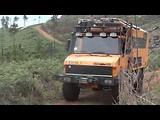 Africa Tour - Malawi Zomba Plateau / UNIMOG